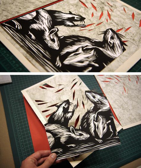 Zimakov collage